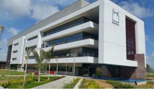 Camilo confirma a construção de uma central de análises da Fioruz no Ceará