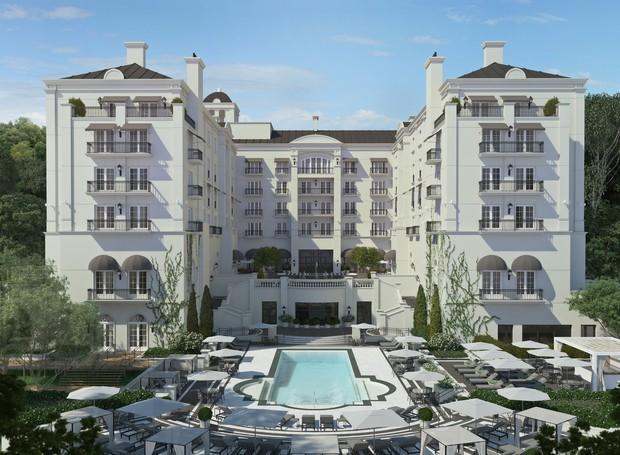 Hotel Palacio Tangara Exterior 8966