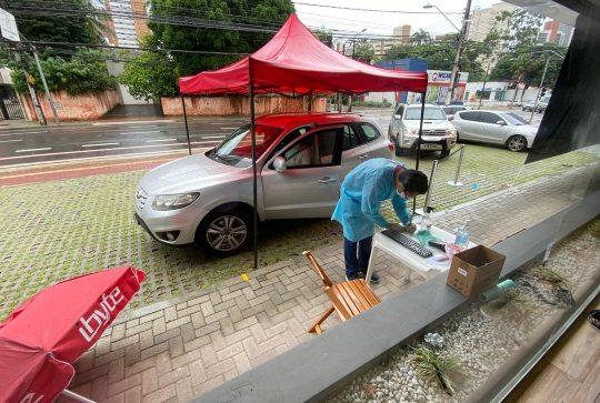 ibyte amplia seu serviço de drive-thru para mais uma loja em Fortaleza
