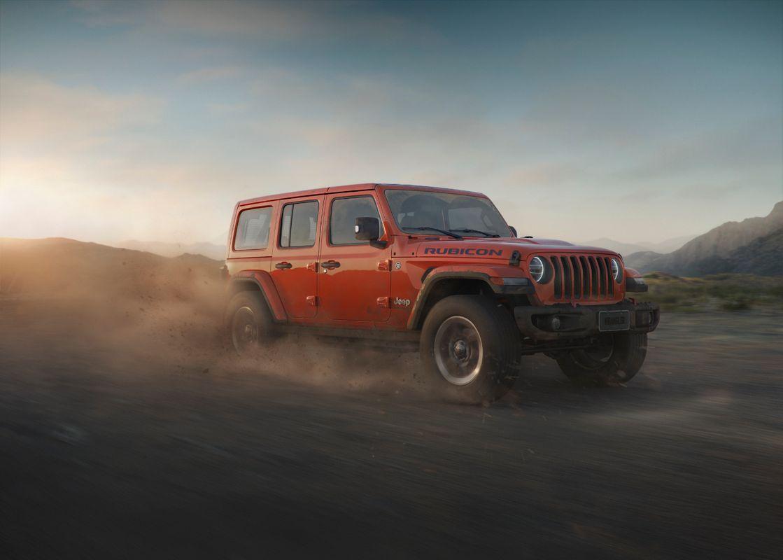 Puro 4×4, Newsedan Jeep confirma pré-vendas do Wrangler Rubicon