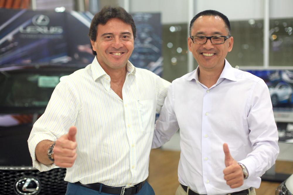 Toyota oferece cinco anos de garantia paratodosos modelos zero quilômetro