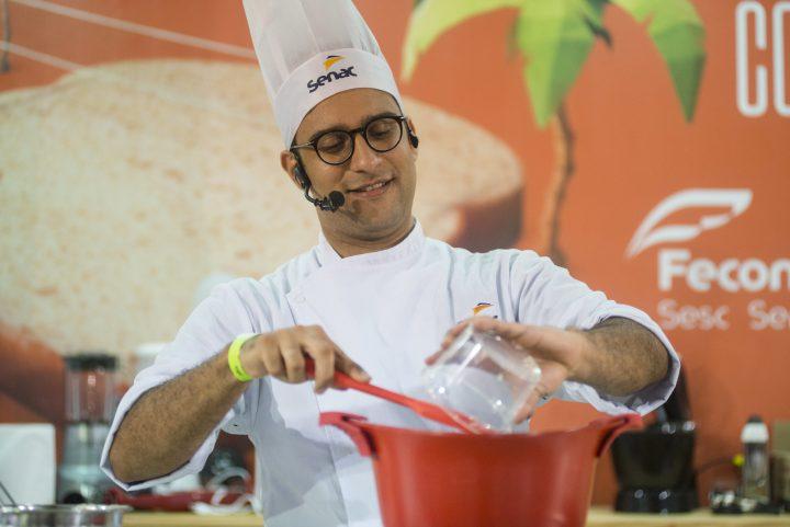 Senac Ceará oferta curso online sobre técnicas da cozinha profissional
