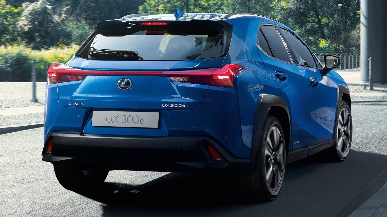 Novo crossover da Lexus já vem com filtro de germes