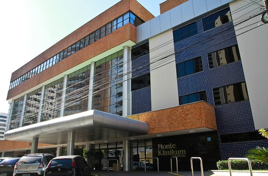 Monte Klinikum  abre vagas para reforçar sua equipe de profissionais de saúde