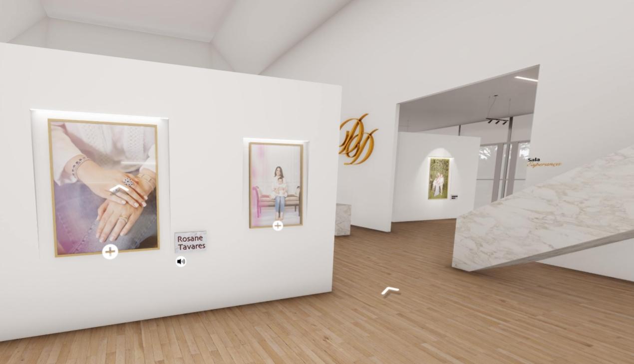 Diamond Design cria museu virtual em homenagem ao Dia das Mães