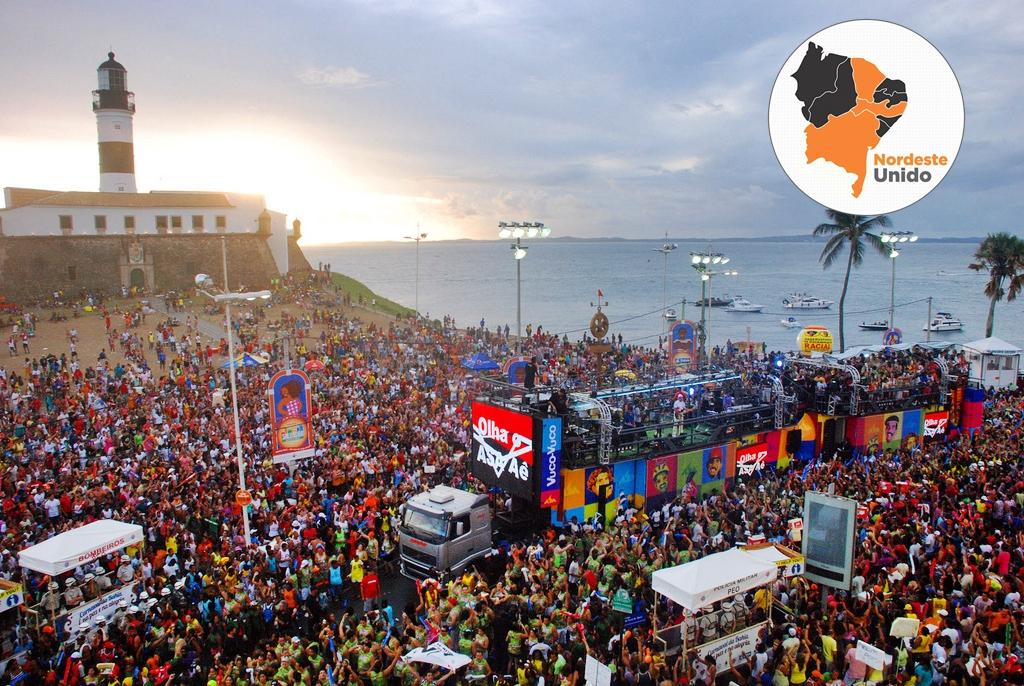 """Segundo o Governador da Bahia, """"Sem vacina, não haverá Carnaval em 2021"""""""