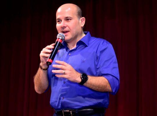 Roberto Cláudio destaca as ações sociais realizadas pela Prefeitura de Fortaleza