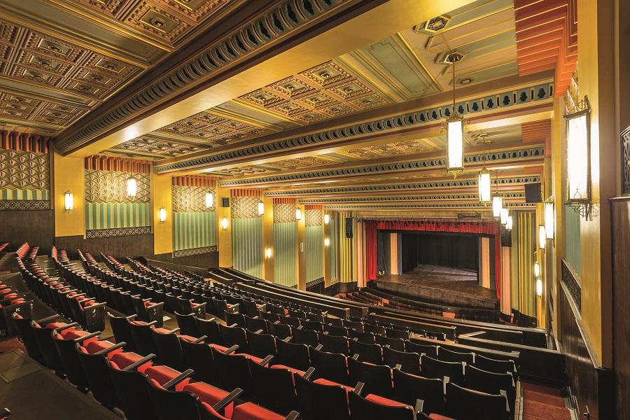 Com novos projetos e visita virtual, Cineteatro São Luiz completa cinco anos de reabertura