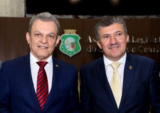 Antônio Henrique e José Sarto falam das ações do Legislativo contra a pandemia