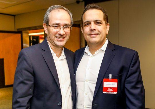 Germano Belchior e Severino Ramalho participam do primeiro Lide Talks