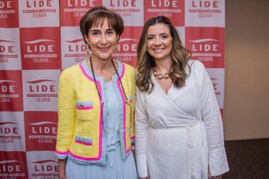 Viviane Senna participará de Live do LIDE Ceará, com Emília Buarque, nesta quinta