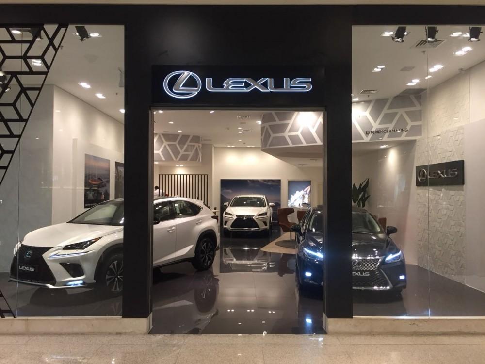 Autorizada Lexus Fortaleza abre hoje e está de novo endereço!