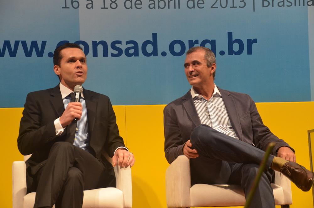 2012 Com O Carnavalesco Paulo Barros, Durante Evento Em Brasilia, Df