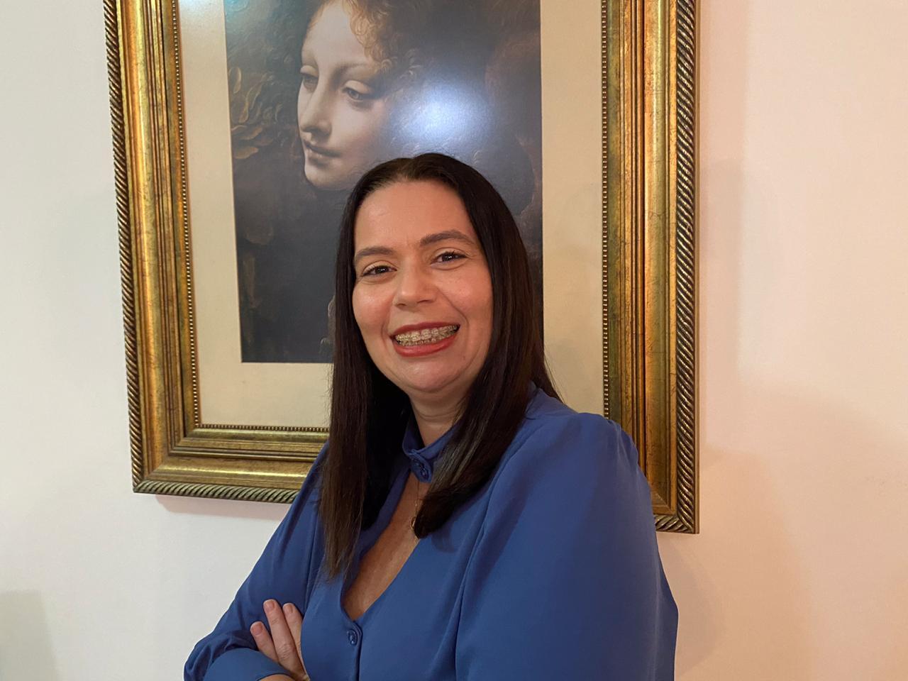 Educadora, consultora e mestre em controladoria pela USP, Ana Flávia Chaves participará de Live sobre Educação digital com Pompeu Vasconcelos