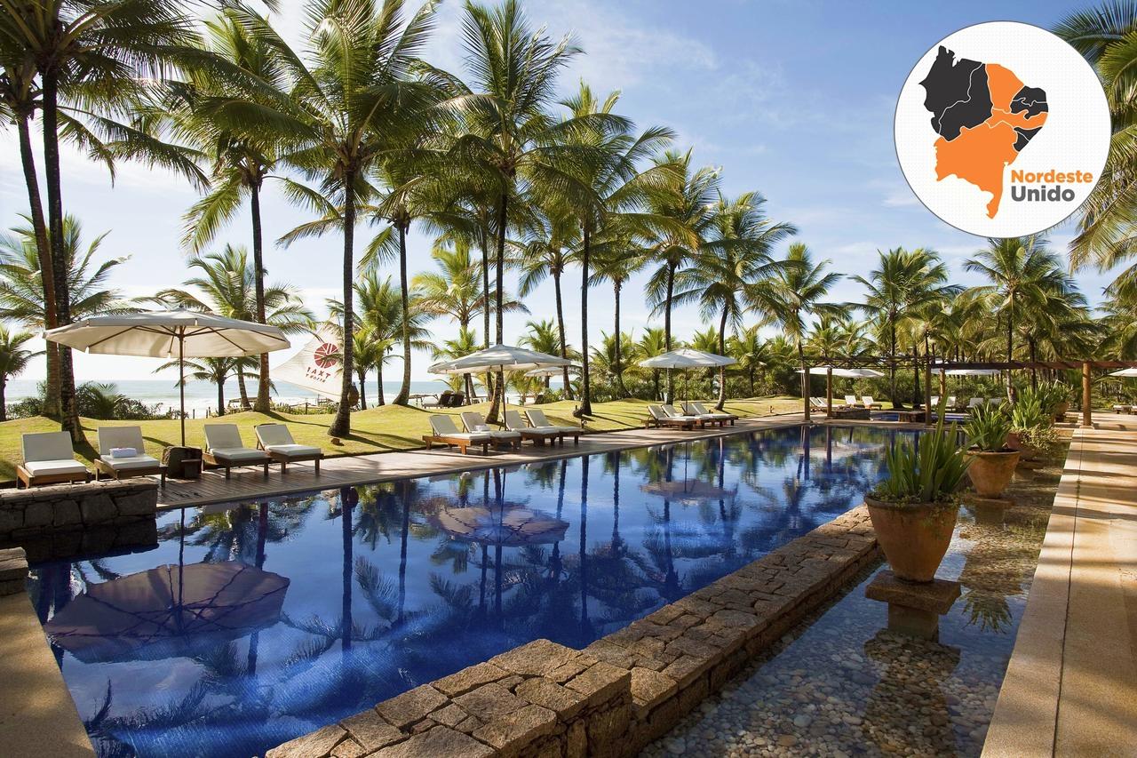 Txai Resort Itacaré prepara reabertura e adota novas medidas de proteção