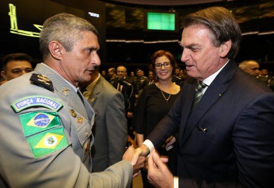 Força Nacional desempenha atuação de destaque em todo o território nacional