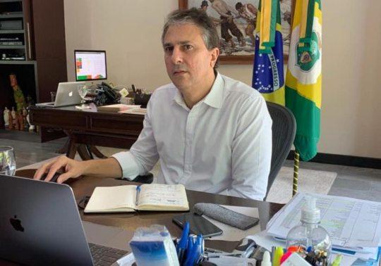 Camilo discute com governadores do Nordeste o enfrentamento à Covid-19