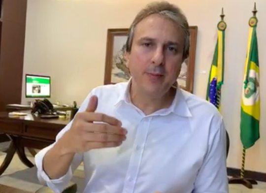 Camilo prorroga isenção de contas de água a mais de 2,3 milhões de pessoas