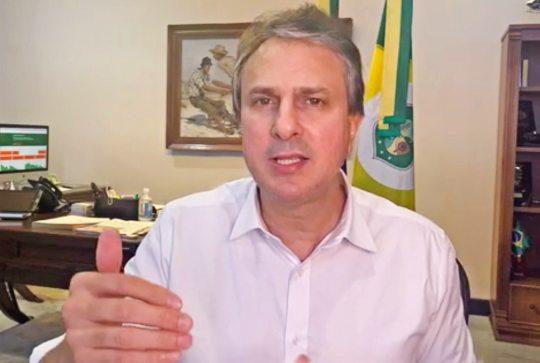 Camilo diz que aglomerações colocam em risco o plano de retomada econômica