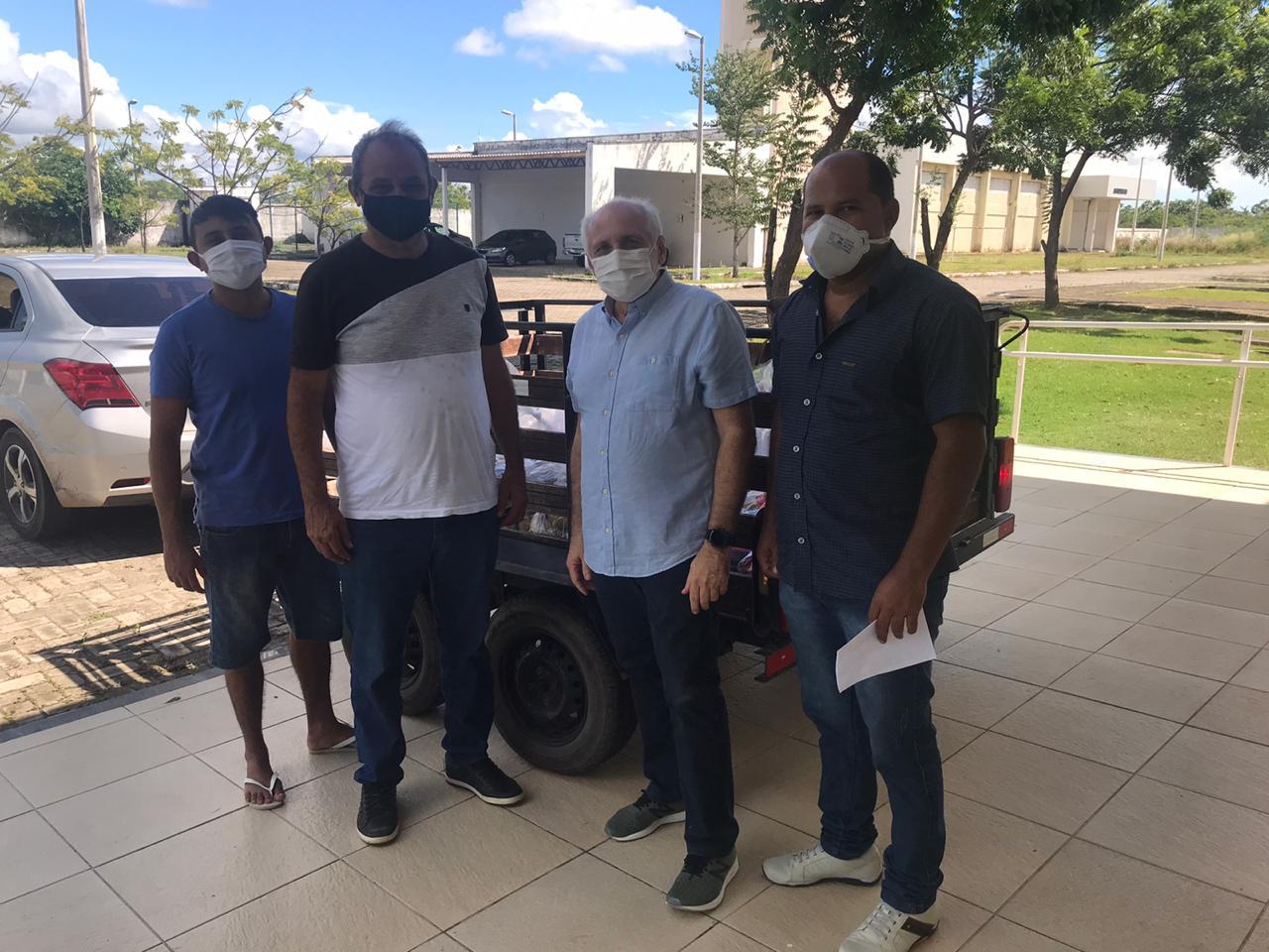AECIPP realiza a doação de cestas básicas para comunidades do Cumbuco, Paracuru e Paul