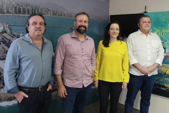 CDC dá maior competitividade ao Porto de Fortaleza com sua nova diretoria