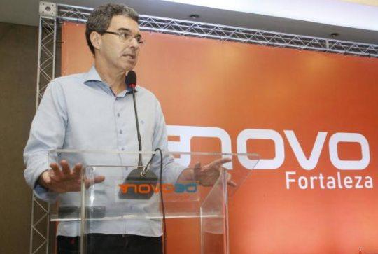 Geraldo Luciano abandona a corrida eleitoral pela Prefeitura de Fortaleza