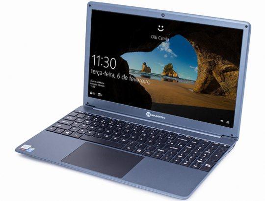 Goldentec lança novo notebook que oferece alta performance para o dia a dia
