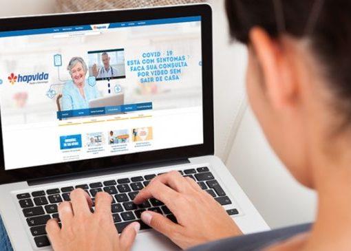 Teleconsulta agiliza o atendimento nas unidades do Hapvida em todo o País