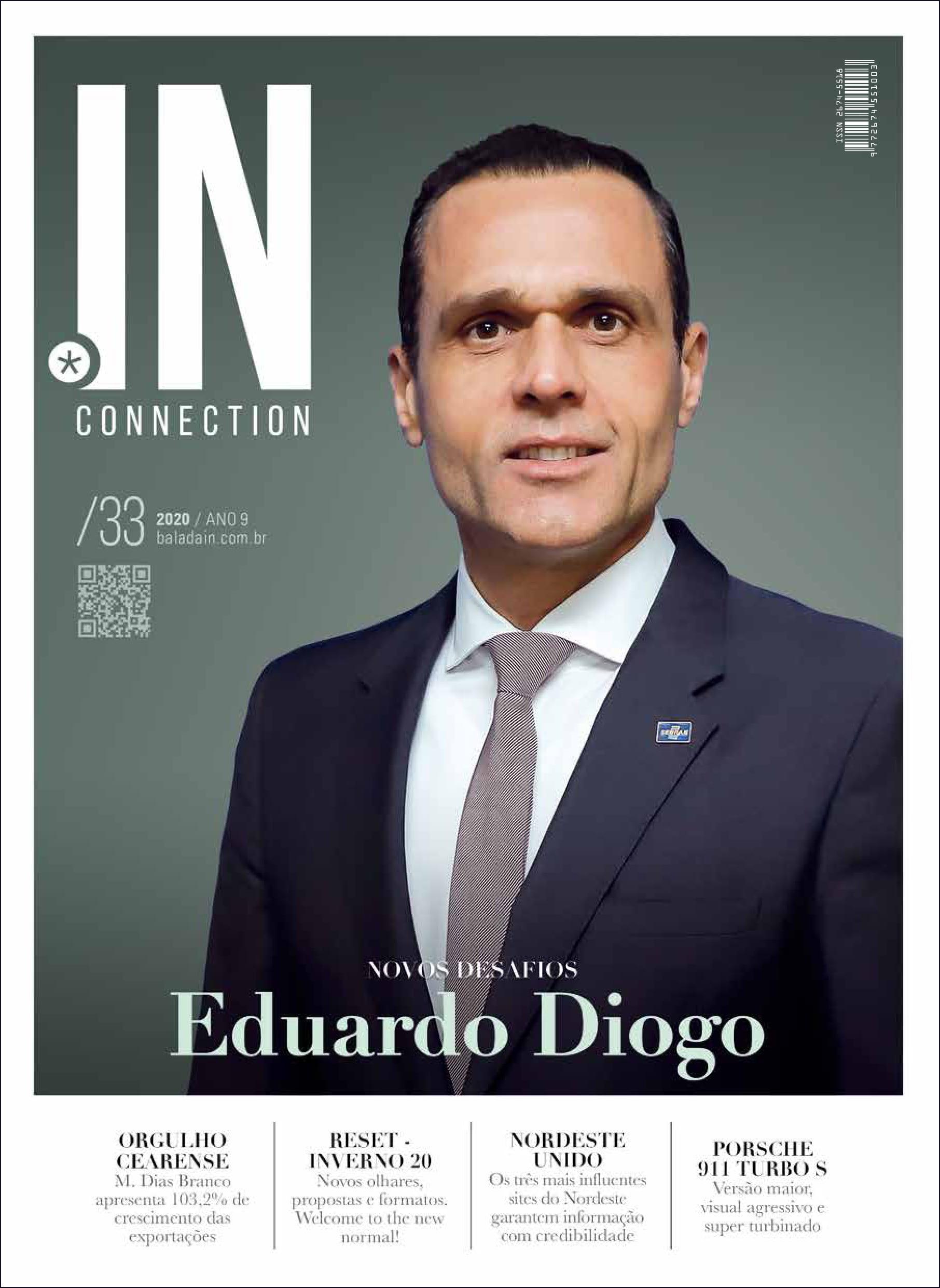Edição 33: Eduardo Diogo