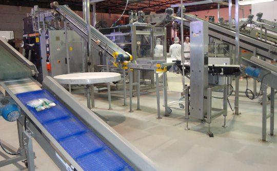 Setor industrial tem melhora no nível de utilização da capacidade instalada