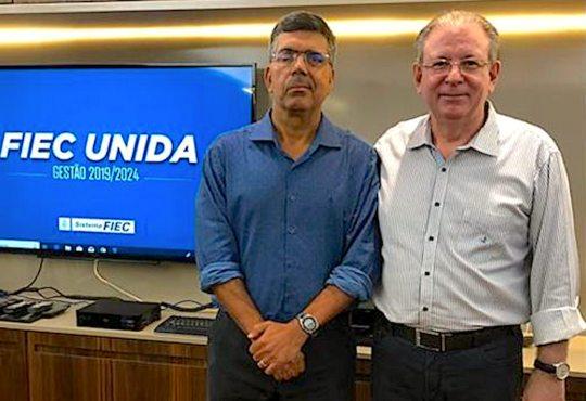 Ricardo Cavalcante fala em Live sobre retomada da indústria pós-pandemia