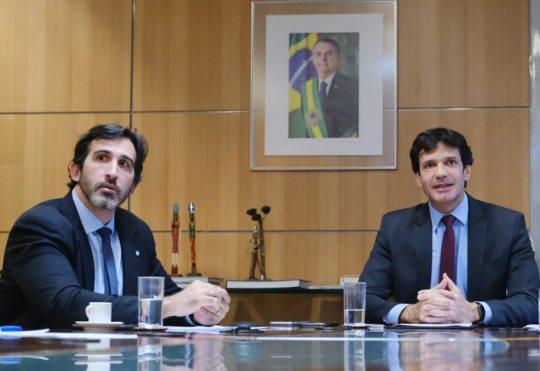 Lucas Fiuza é o novo secretário Nacional de Atração de Investimentos do MTur
