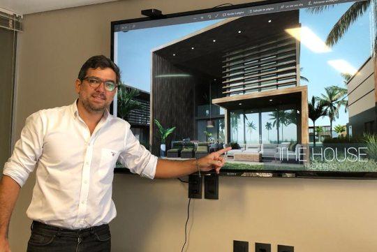 Marcelo Franco aborda as tendências do mercado imobiliário no IN Connection