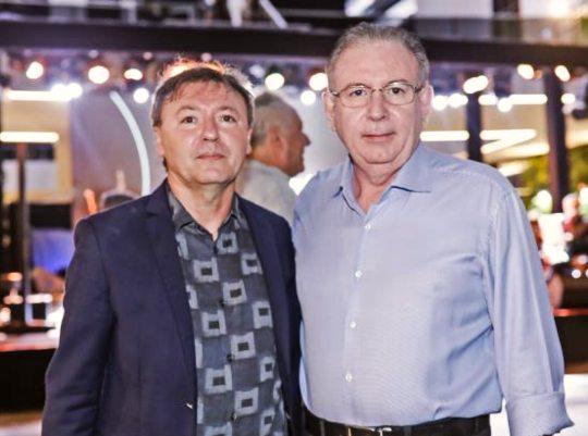 Ricardo Cavalcante e Maurício Filizola vão discutir a retomada da economia