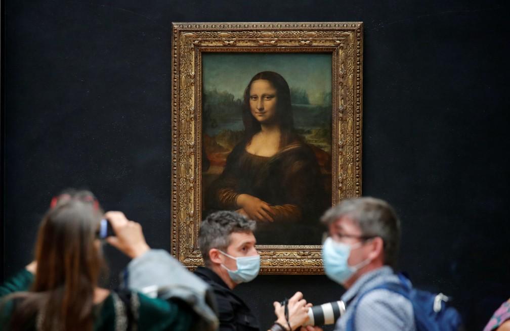 Museu do Louvre se prepara para reabrir no próximo dia 6 de julho
