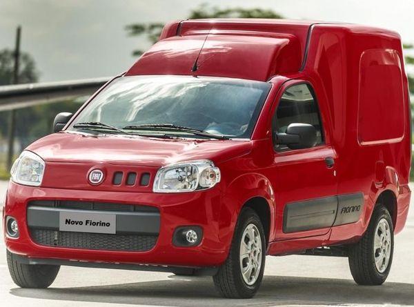 Fiat lança a linha 2021 do Fiorino