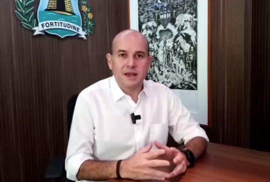 Roberto Cláudio pede responsabilidade para que sejam evitadas aglomerações