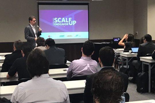 Scale-Up Endeavor está com inscrições abertas para 60 startups brasileiras