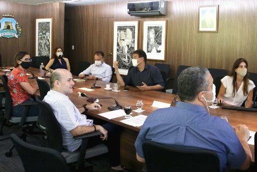 Roberto Cláudio atualiza o cronograma de obras em toda a capital cearense