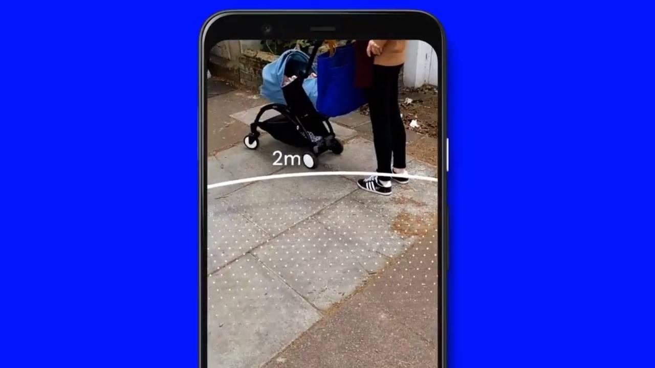 Conheça o Sodar, aplicativo de distanciamento social criado pelo Google