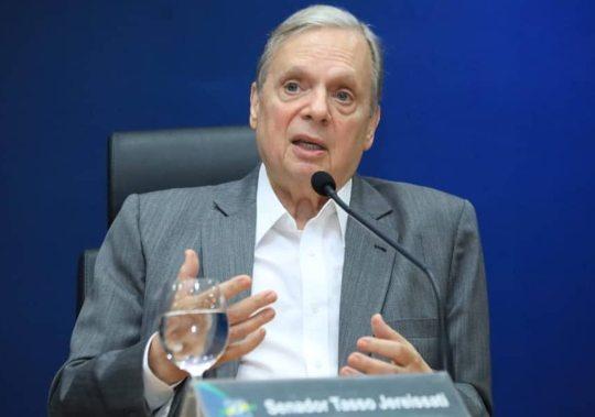 Tasso afirma que saneamento básico atrai investimento internacional para o País