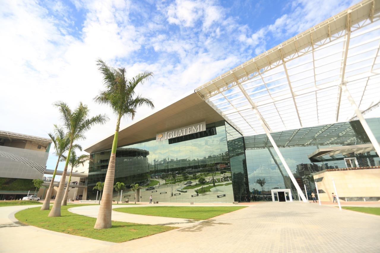 Iguatemi Fortaleza escolhido entre os 10% dos melhores shoppings do mundo