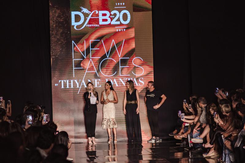 DFB Digifest revela as novas modelos vencedoras do concurso New Faces