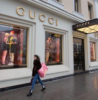 Gucci doa 1,6 milhões de reais para combate ao Covid-19 no Brasil