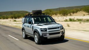 2020 Land Rover Defender 10