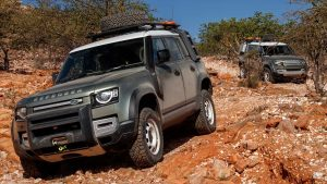 2020 Land Rover Defender 4