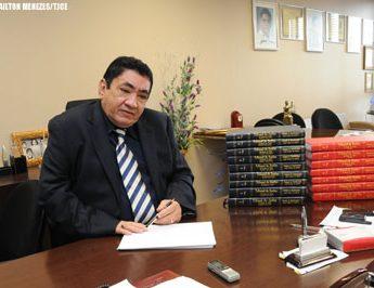 Faleceu o desembargador do TJCE, Jucid Peixoto do Amaral, aos 73 anos
