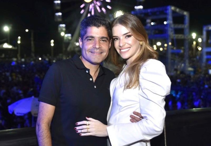 ACM Neto e Mariana Barreto pretendem subir ao altar ainda este ano