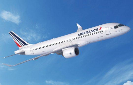 Air France retoma a operação de voos Paris-Fortaleza no dia 14 de outubro