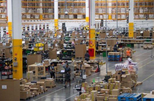 Amazon inicia as obras do seu primeiro centro de distribuição em solo cearense